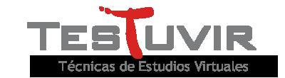 TESTUVIR | Paginas Web | Diseño Web | Diseño grafico | Multimedia | Formacion | Almeria | Aguadulce Logo